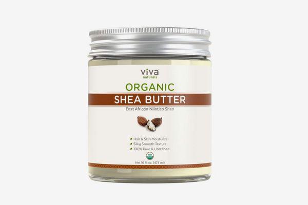 Viva Naturals Organic Shea Butter