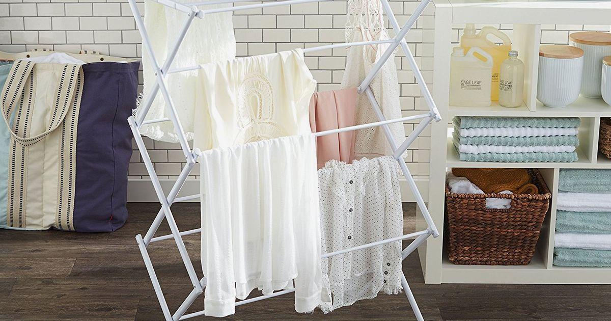 24af9ee93 10 Best Clothes-Drying Racks 2018