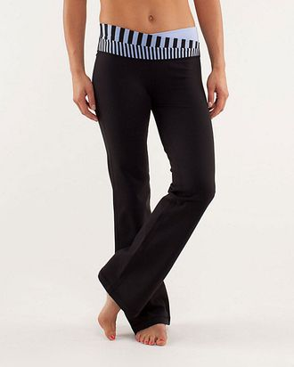 Lululemon's pants.