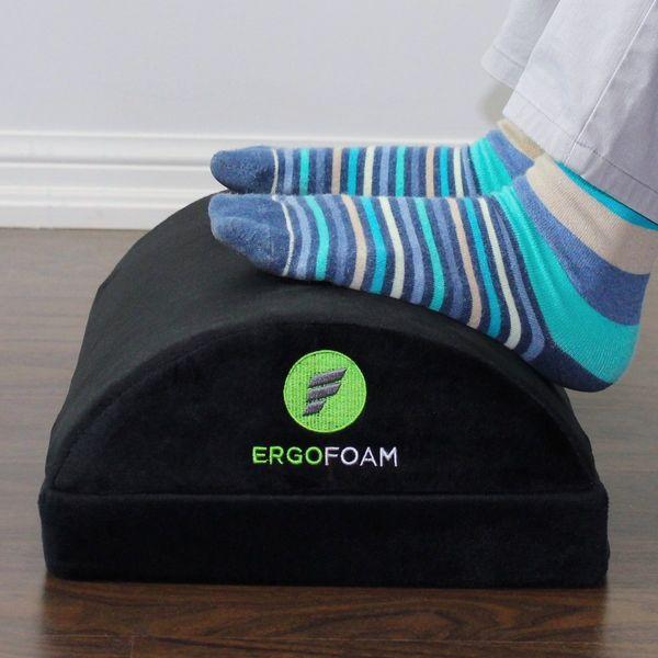 ErgoFoam Ergonomic Footrest