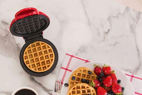 Dash Mini-Waffle-Maker