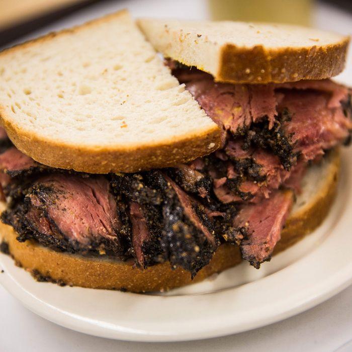 Last sandwich standing.