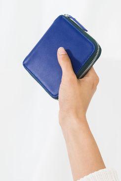 Baggu Square Wallet, Cobalt