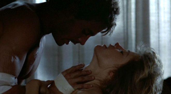 Sex scene in the terminator