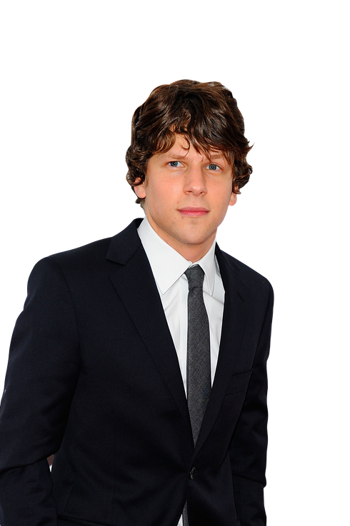 Jesse Eisenberg Talks Rio in His Very Jesse Eisenberg Way ... Jesse Eisenberg
