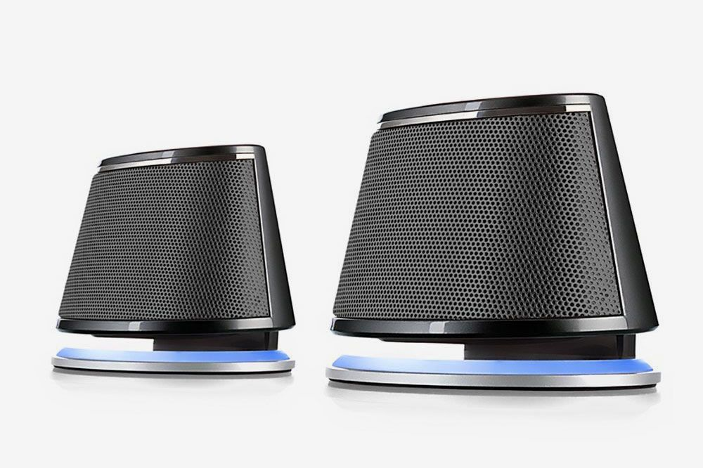 Satechi Dual Sonic Speaker 2.0 Channel Computer Speakers
