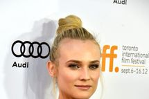 "Actress Diane Kruger arrives at the ""Inescapable"" Premiere during the 2012 Toronto International Film Festival at Roy Thomson Hall on September 11, 2012 in Toronto, Canada."