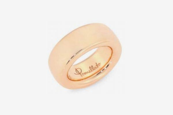 Pomellato Iconica 18K Rose Gold Ring