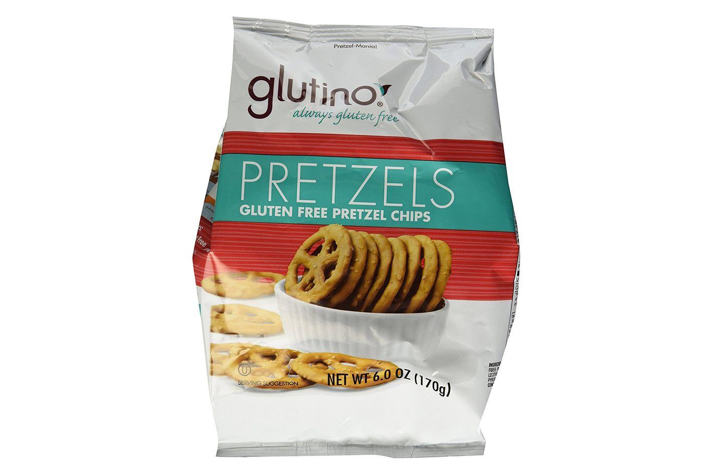 Glutino Gluten Free Pretzel Chips, 6-Pack