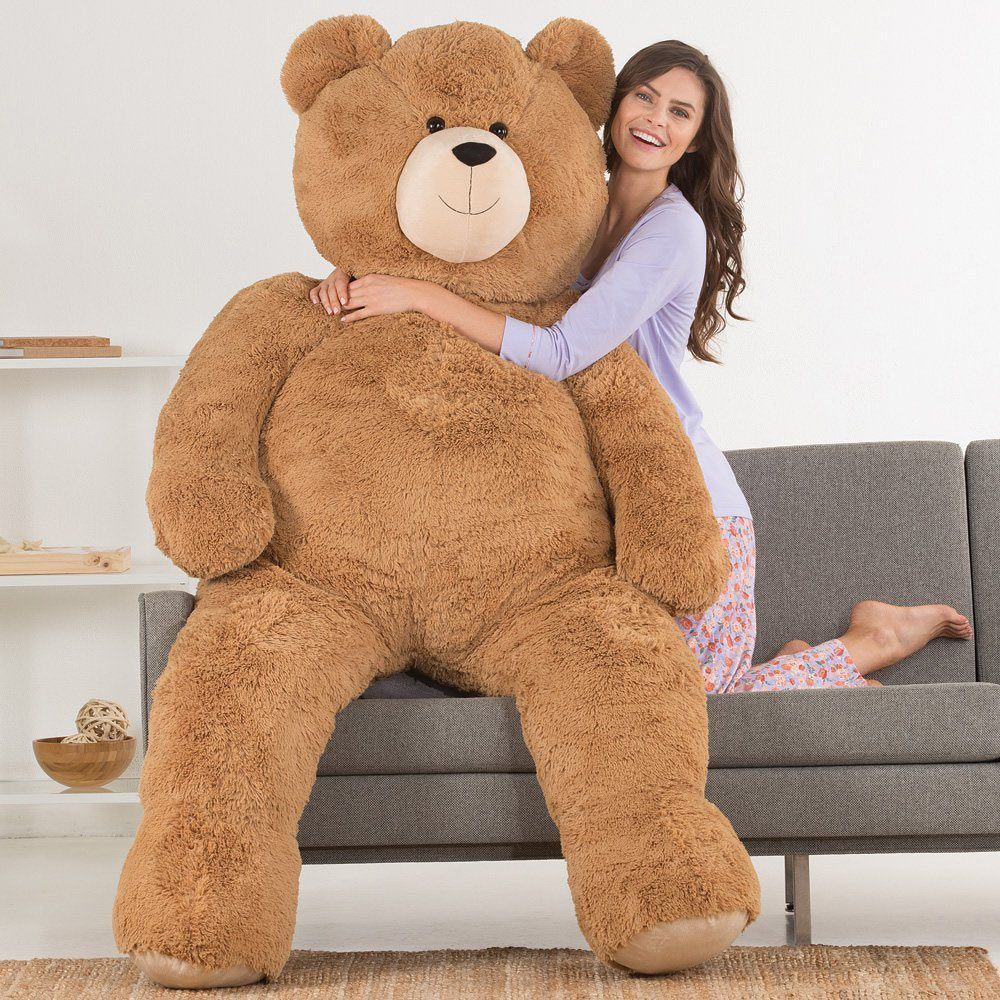 "Vermont 72"" Teddy Bear"