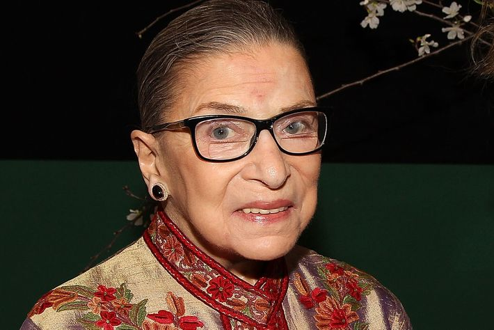 Ginsburg Calls for Change to the Electoral College