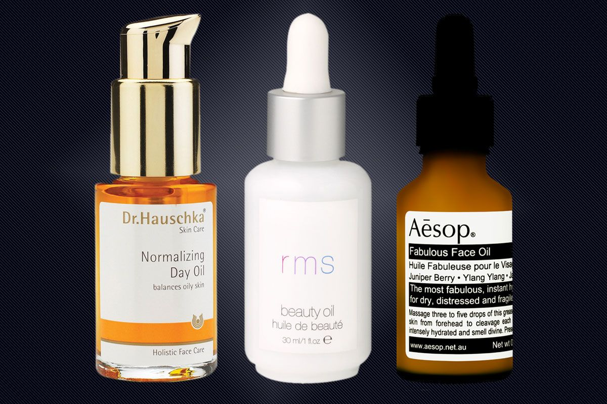 Should You Swap Your Moisturizer For Face Oil The Cut