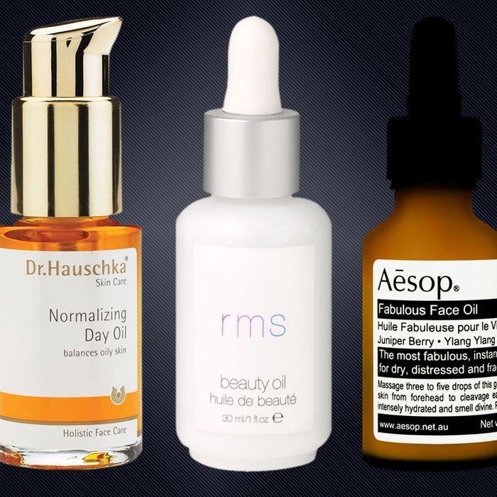 moisturising oil for skin