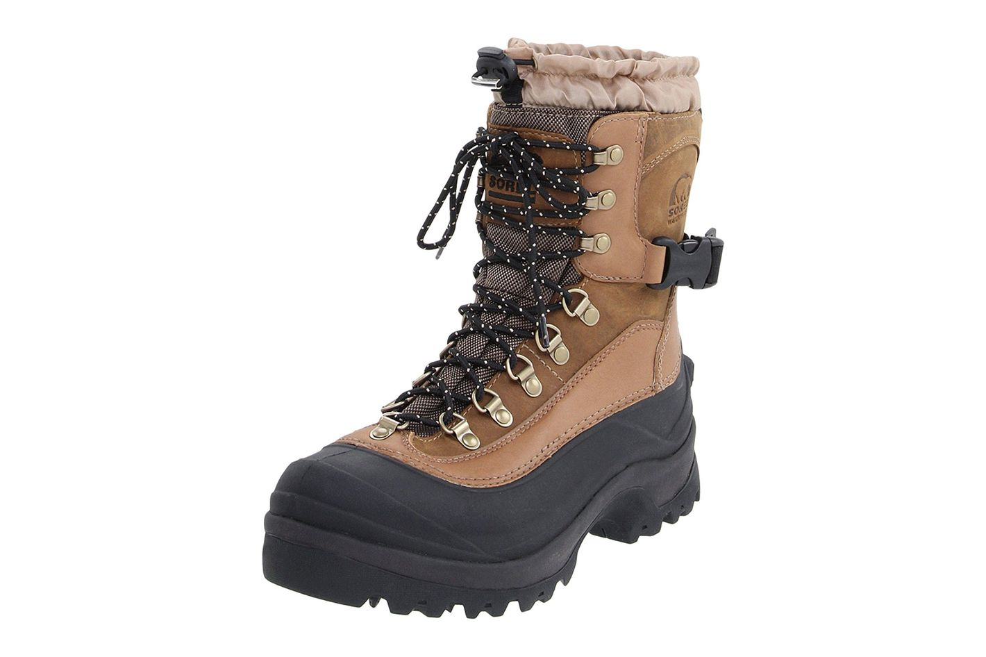 Best Men S Winter Boots With A Drawstring And Laces