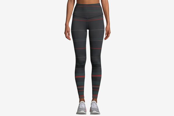 Beyond Yoga Smooth Vibrations High-Waist Midi Leggings