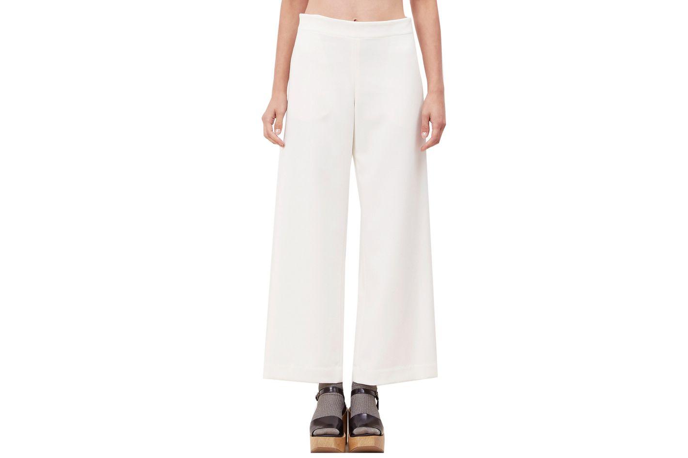 Rachel Comey White Brunswick Pants