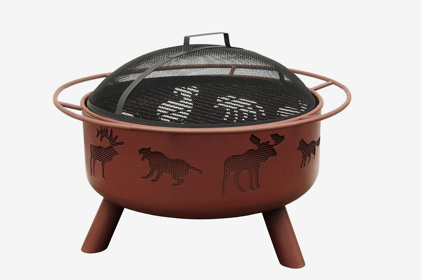 Landmann USA 28340 Big Sky Fire Pit Wildlife