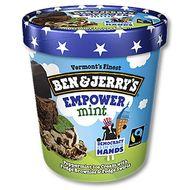 Ben & Jerry's Goes After Voter Suppression With New 'Empower Mint' Flavor