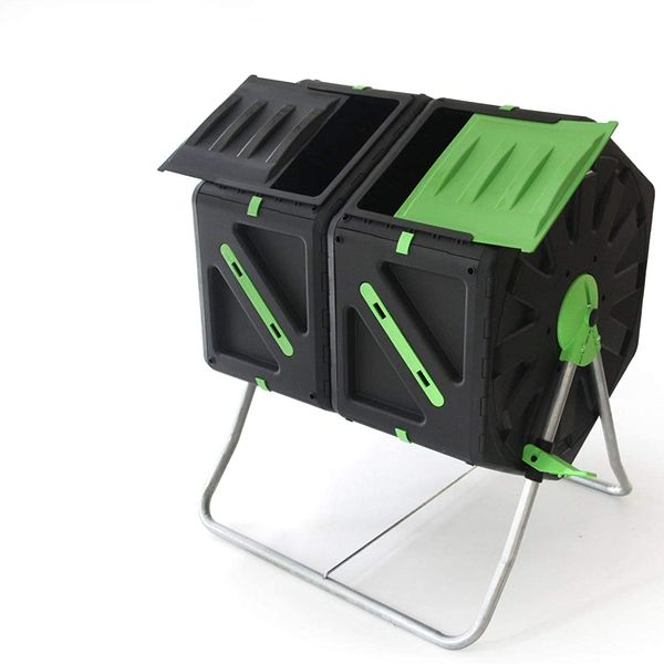 Good Ideas Twin Chamber Tumbling Composter
