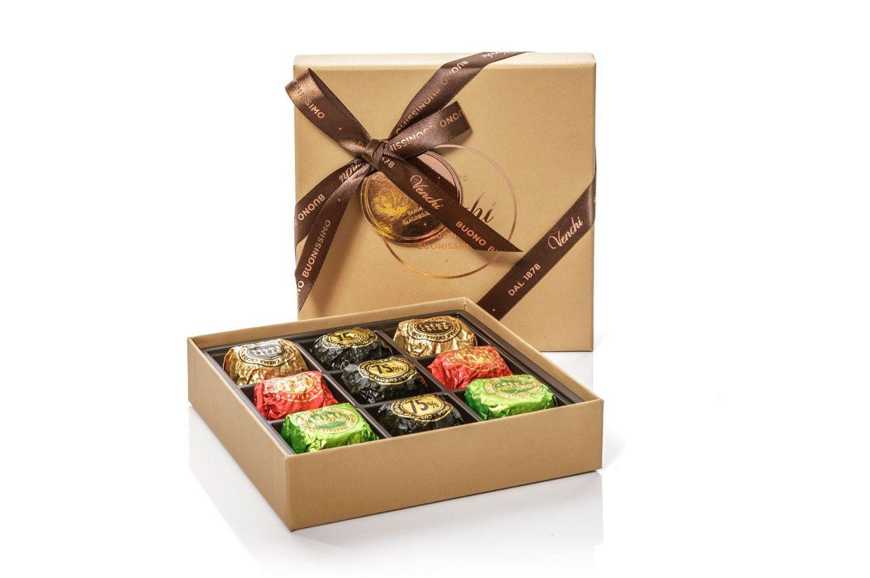 Venchi Chocaviar Chocolates Box