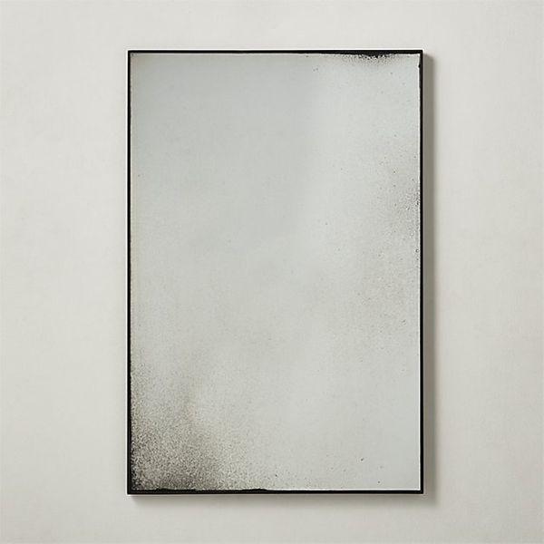 Clooney Antiqued Mirror