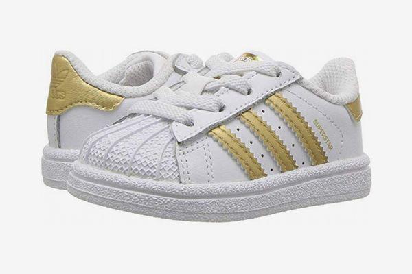 Adidas Originals Kids Superstar Gold (Toddler)