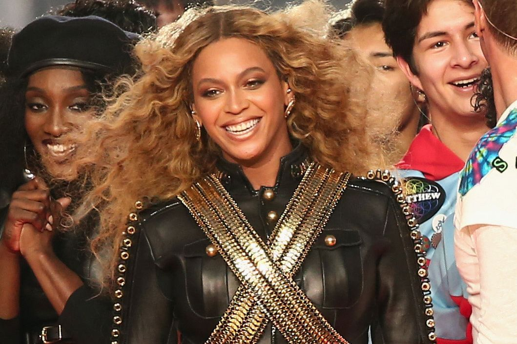 Bey is here for Flint, Michigan. Photo: Timothy A. Clary/AFP/Getty Images