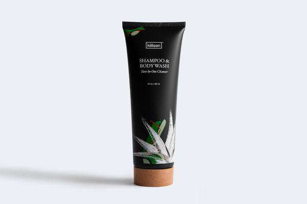 Kelsen Shampoo & Body Wash