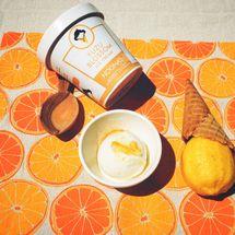 Noona's Ice Cream Yuzu Blossom, 12 oz.
