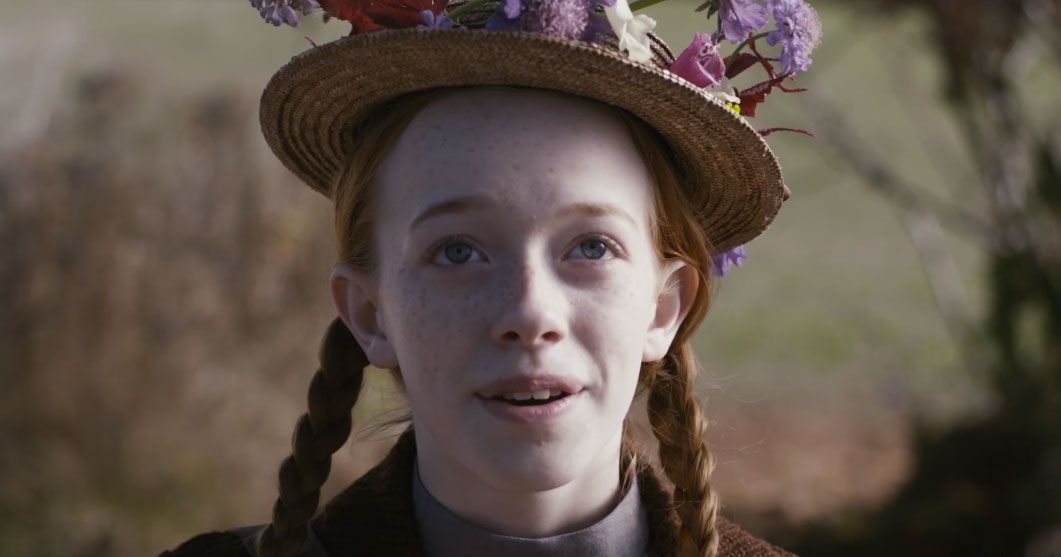 Watch The Trailer For Netflix S Anne Of Green Gables Series
