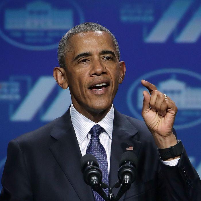 Obama is over gender inequality.