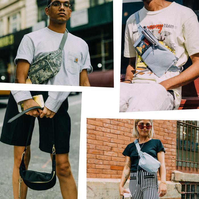 71a4cc311d0 New Yorkers Have Finally Figured Out How to Wear Fanny Packs