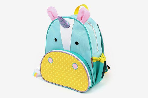 Skip Hop Zoo Insulated Toddler Backpack Eureka Unicorn
