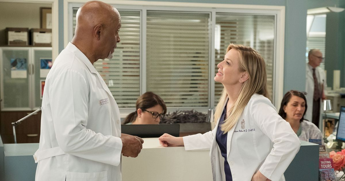 'Grey's Anatomy' Recap Season 14 Episode 23: 'Cold As Ice'