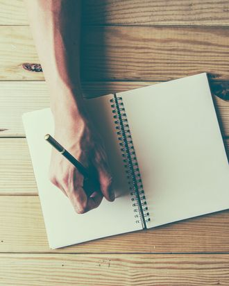 can journaling be a substitute for therapy