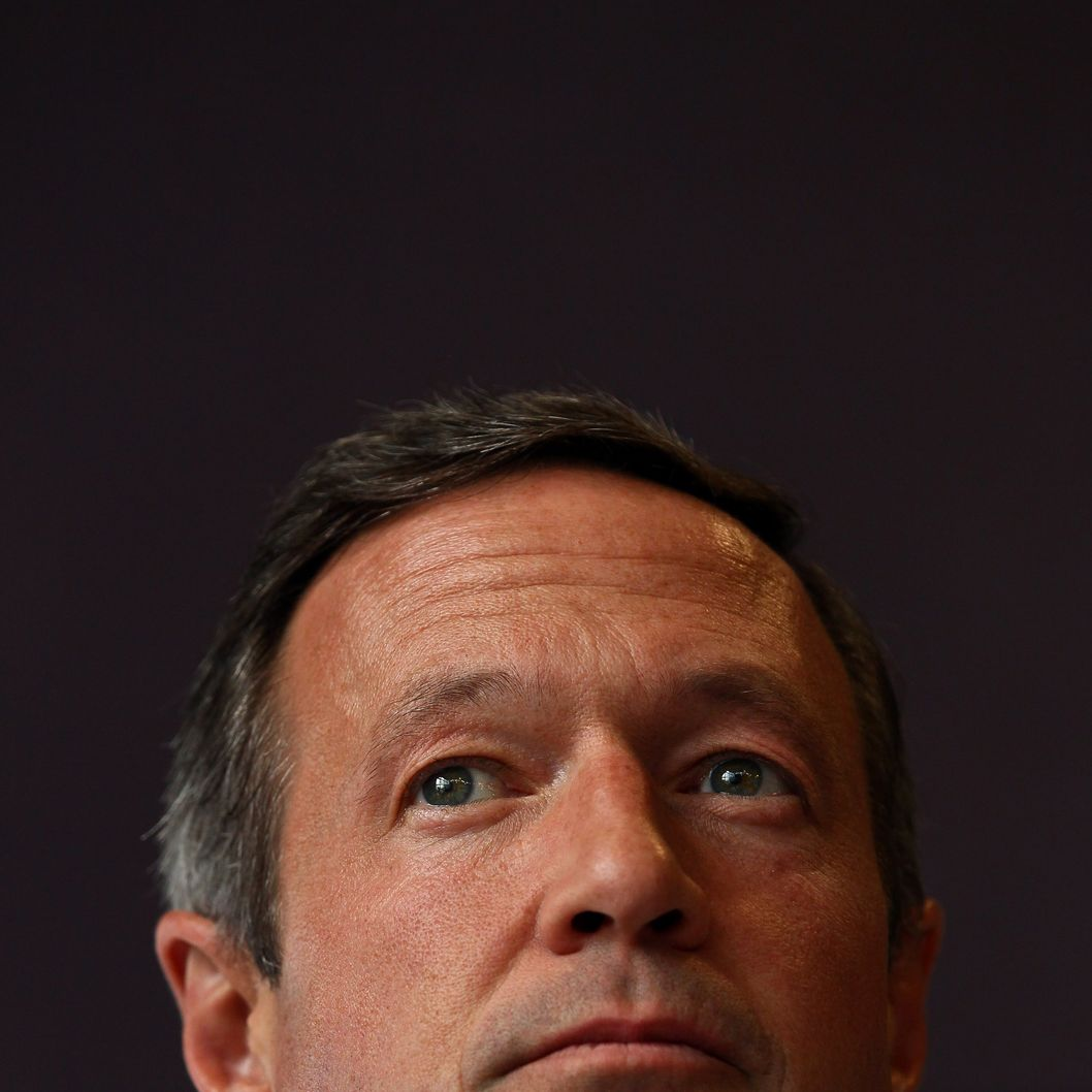 FREDERICK, MD - OCTOBER 27:  Democratic Maryland Gov. Martin O'Malley campaigns for reelection on October 27, 2010 in Frederick, Maryland. O'Malley is running against former Maryland Gov. Robert Ehrlich in the election to be held next week.  (Photo by Win McNamee/Getty Images) *** Local Caption *** Martin O'Malley