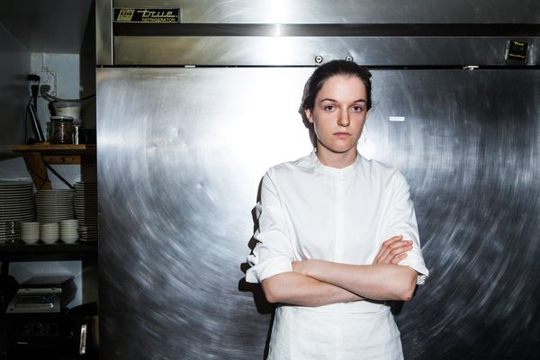 Meet the 25-Year-Old Chef Whose Fearless French Cooking Is Winning Raves
