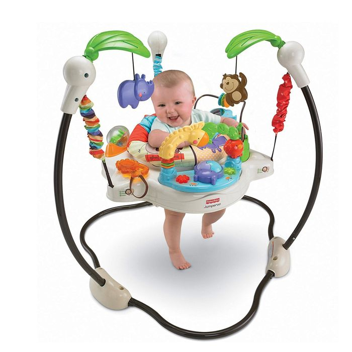 727db6480 The Best Baby Bouncers and Jumpers Reviews 2017