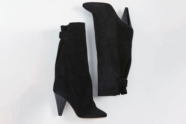 Lakfee Wrinkled Boots
