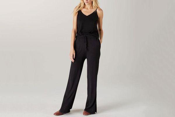 Virtuoso Silk Cashmere Sweatpants