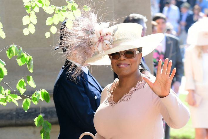 Here Are the Best Hats From The Royal Wedding 6be6eba67c3d