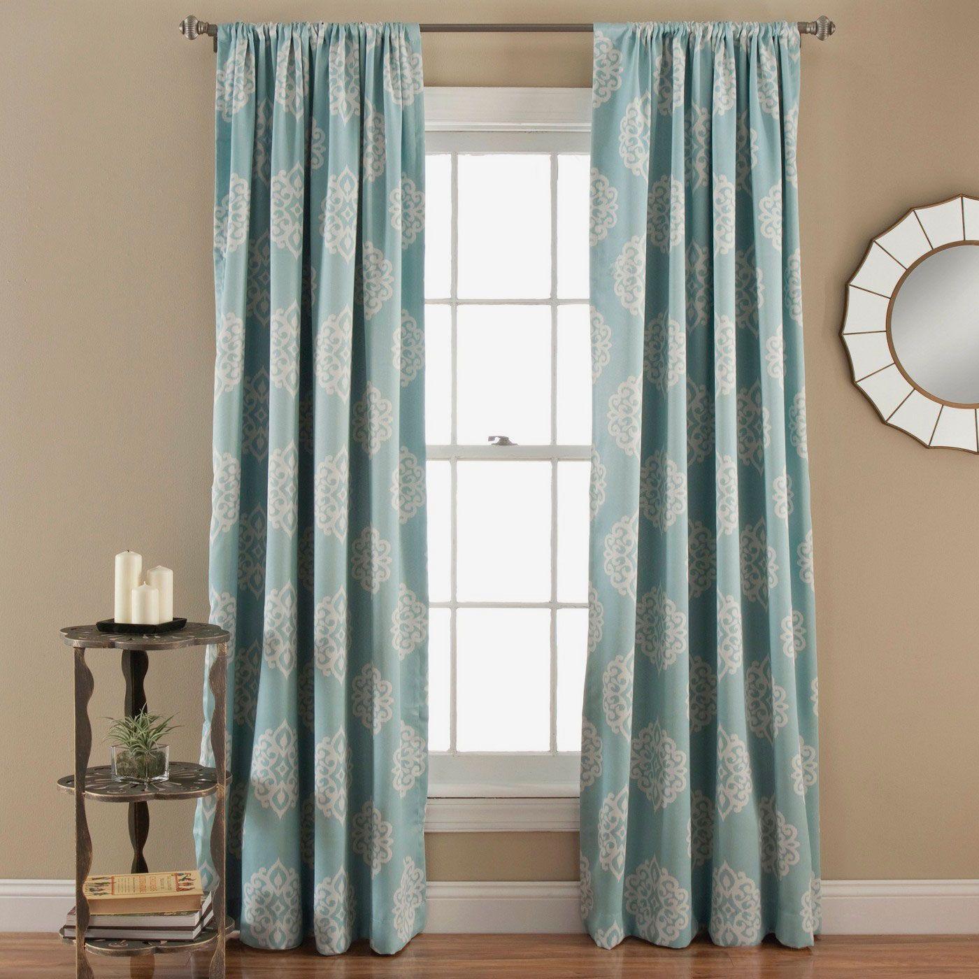 Sophie Room Darkening Curtain Panels