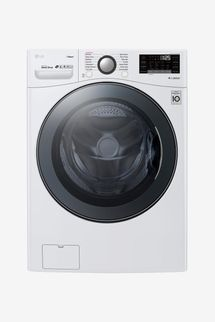 LG 4.5 Cubic-Foot High-Efficiency Ultra-Large Smart Front-Load Washer
