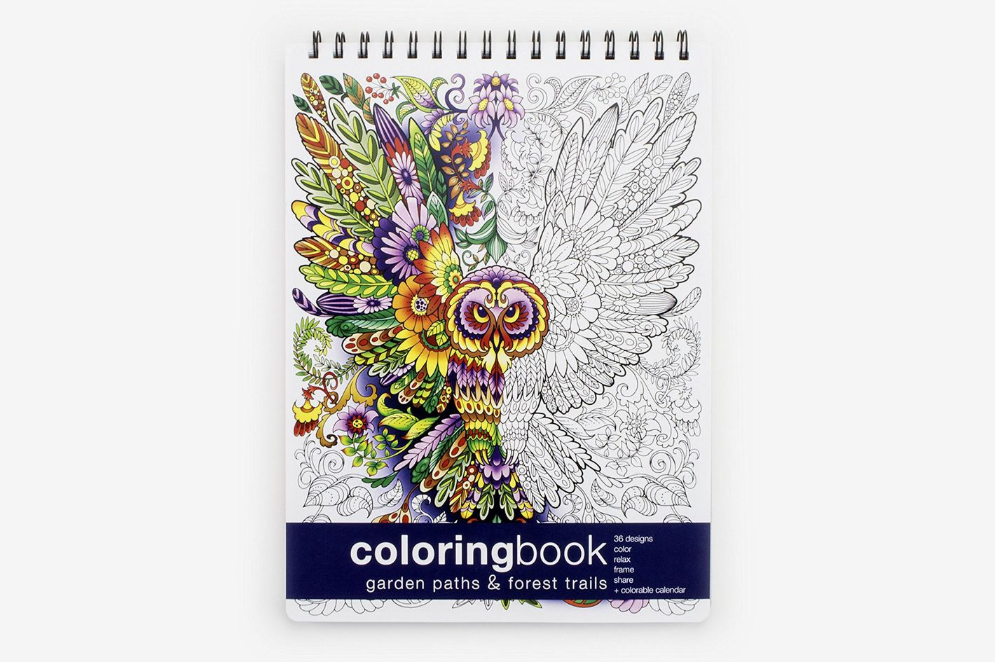 e02749539831b 20 Best Adult Coloring Books 2018