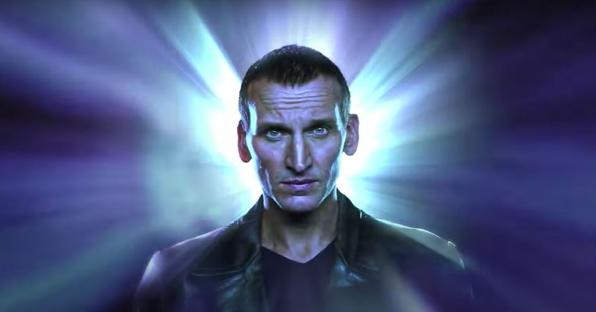 Fantastic! Christopher Eccleston Is Returning to Doctor Who