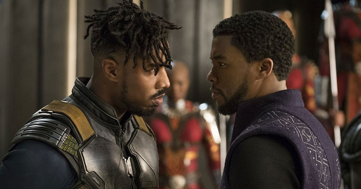 What Black Panther Means to My Black Son