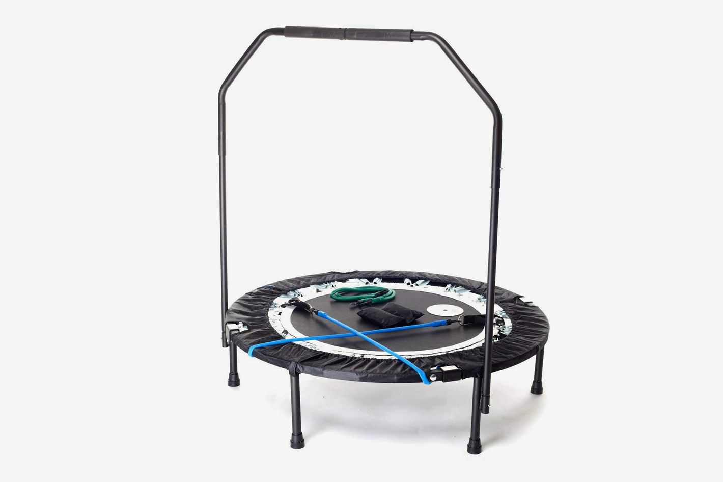 MaXimus Pro Quarter Folding Rebounder Mini Trampoline