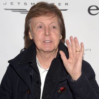 paul mccartney in his never ending battle for the rights to beatles