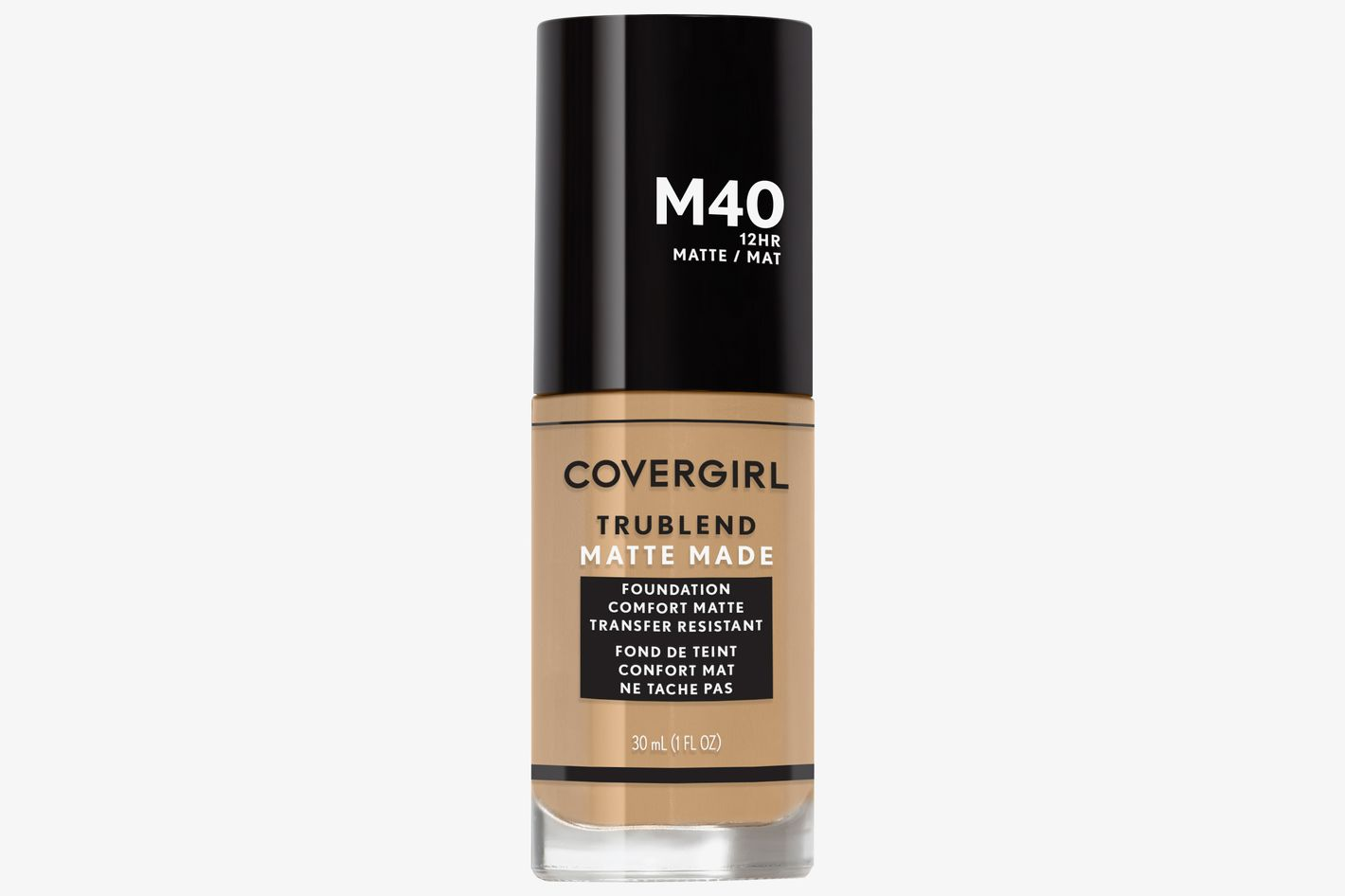 TruBlend Matte Made Liquid Foundation in M40