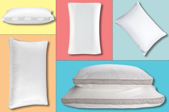 The 10 Best Pillows For Side Sleepers 2018